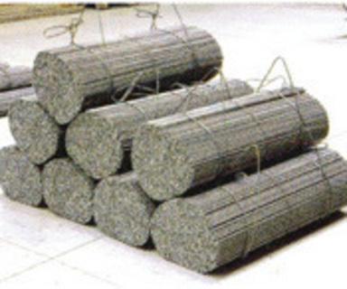Van Meirvenne & Zonen bvba - Soorten draden - Blank geribde draad op staven